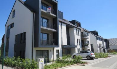 Ensemble de logements à Braine-le-Comte
